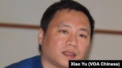 六四事件學生領袖王丹