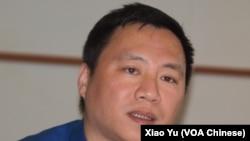 六四事件学生领袖王丹