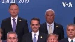 Աշխարհի առաջնորդների պաշտոնական լուսանկարը՝ ՆԱՏՕ-ի գագաթաժողովի շրջանակներում