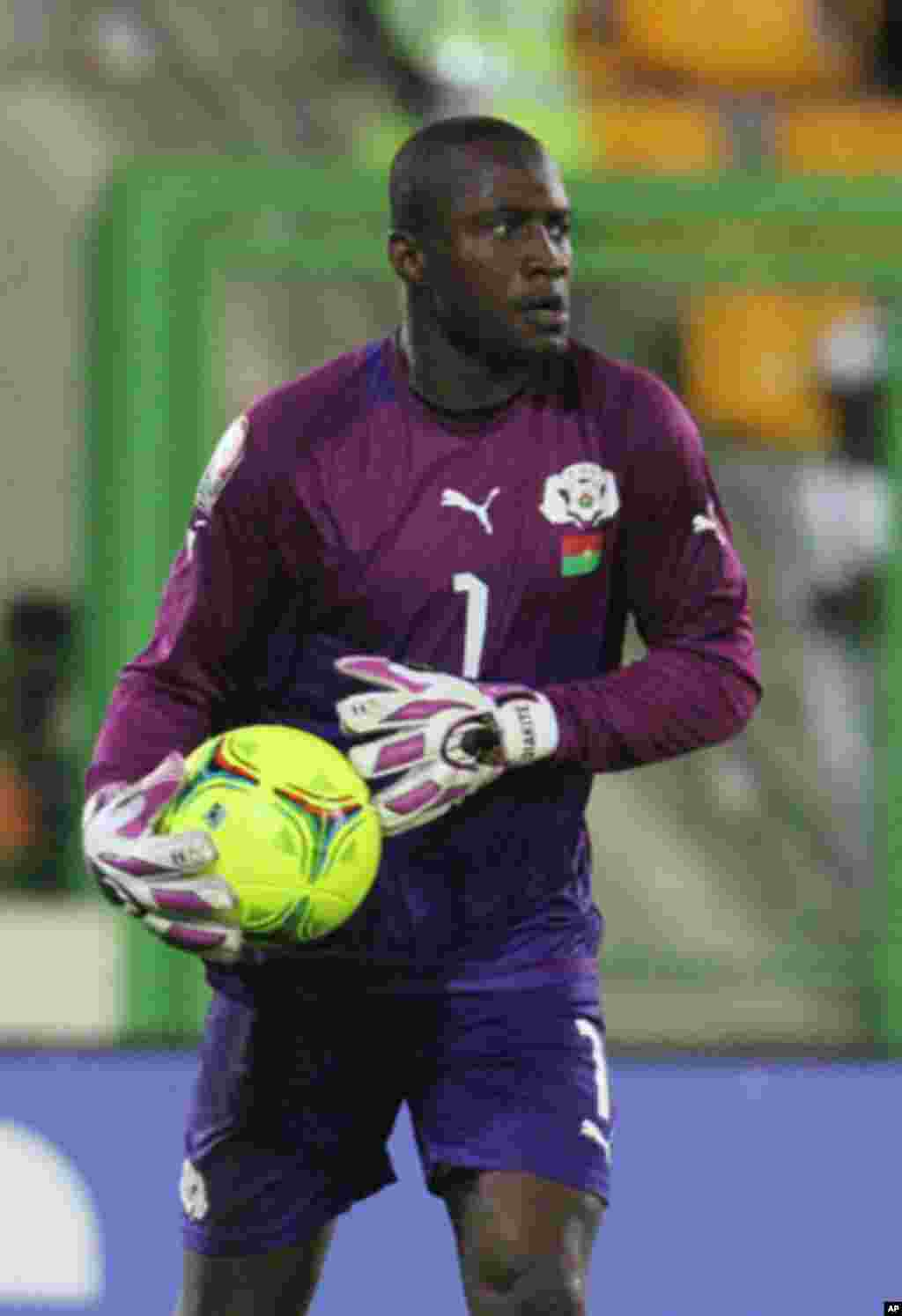2012 Nations Cup: Burkina Faso 1, Angola 2