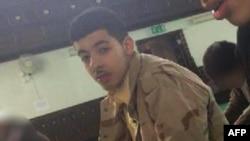 涉嫌在曼彻斯特体育场的过道引爆炸弹的萨尔曼·阿伯迪。