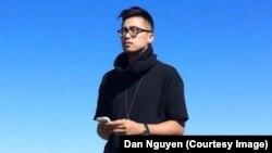 Họa sĩ - DJ Dan Nguyễn.