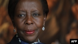 Louise Mushikiwabo, secrétaire générale de l'Organisation Internationale de la Francophonie.