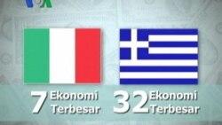Krisis Italia Berdampak Pada Perekonomian AS Dan Dunia - Laporan VOA 11 November 2011