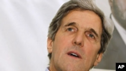 美國參議員約翰.克里下星期將訪問巴基斯坦。