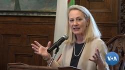 US-Uzbekistan: Assistant Secretary Alice Wells, July 18, 2019