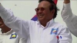 2017-09-05 美國之音視頻新聞: 柬埔寨反對黨領袖被控叛國 (粵語)