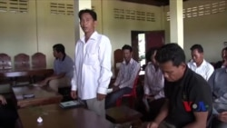 柬埔寨新政党在乡间建立政治信任