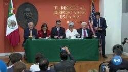 Tarifas de Trump ao México geram reacções