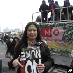 朱薏慈认为台湾经不起一次核事故