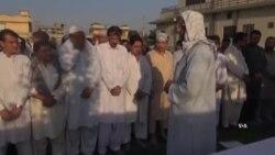 Transgender Funeral in Peshawar