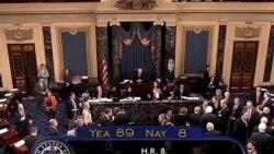 美國國會參議院通過避免財政懸崖方案