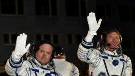 Një vit në Stacionin Ndërkombëtar të Hapësirës