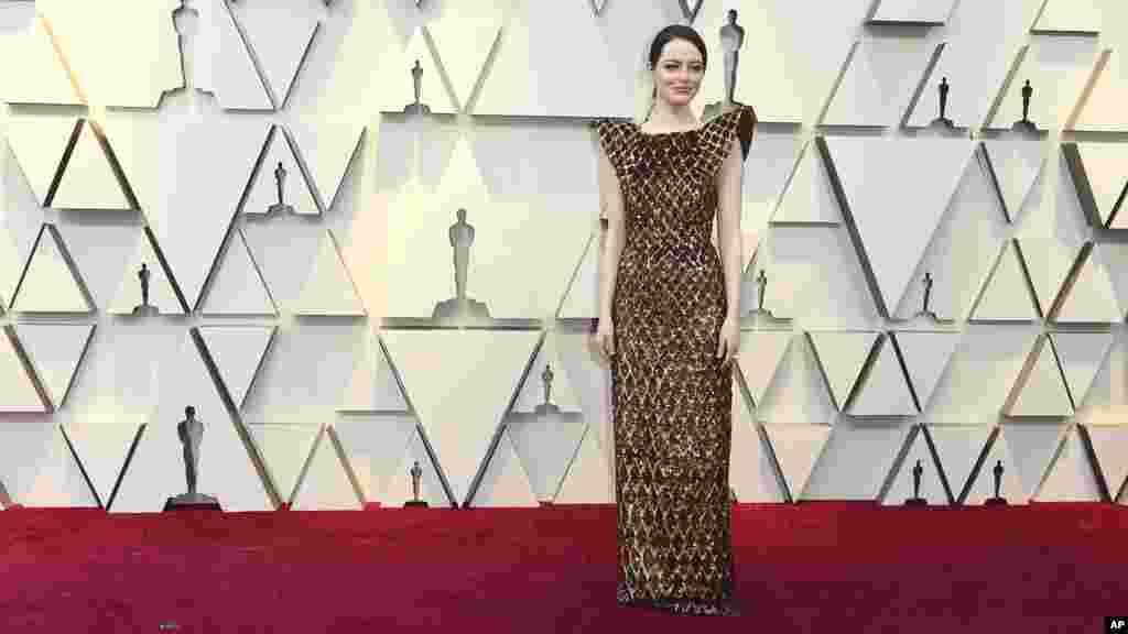 اما استون نامزد بهترین هنرپیشه زن در نقش مکمل برای فیلم سوگلی