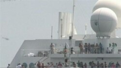 Passengers Leave Disabled Cruise Ship in Seychelles