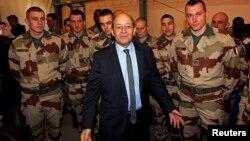 Francuski ministar odbrane Žan Iv le Drian