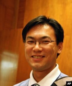 美国史汀生中心访问学者张哲馨