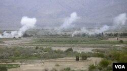Područje Waziristana u Pakistanu gdje se navodno kriju militanti nakon što napadnu američke ciljeve u Afganistanu