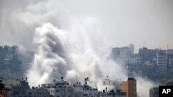 Fighting Between Israel and Hamas