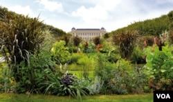 Viện Bảo Tàng Thiên nhiên Quốc gia Pháp, Paris nơi Giáo sư Phạm Hoàng Hộ đơn độc làm việc ròng rã suốt sáu năm để hoàn tất bộ sách Cây Cỏ Việt Nam. [nguồn: Internet]