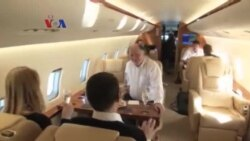 Jet Pribadi Terjangkau Berbasis 'Rideshare'