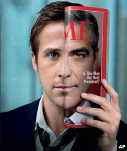 Ryan Gosling and George Clooney, star in 'The Ides of March,' a political thriller about corruption in modern American politics.