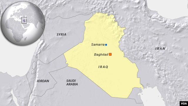 Samarra, Iraq