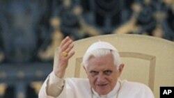 جنسی سکینڈل: پوپ نے معافی مانگ لی