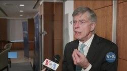 Вільям Тейлор: Українському уряду слід впевнитись, що вони не втручаються в нашу політику. Відео
