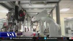 Krahët robotikë kryejnë teste për të zbuluar COVID-19