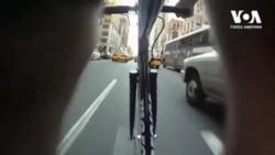 Велосипеди у церкві: навіщо вже понад 20 років у Нью-Йорку освячують велосипеди? Відео