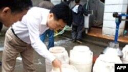 Trung Quốc: 'phần lớn' sữa nhiễm độc đã bị tiêu hủy