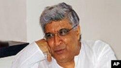 اردو کے مشہور شاعر جاوید اختر
