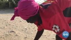 Benguela: Gafanhotos e sobras de trigo à mesa de famílias angolanas em tempo de fome