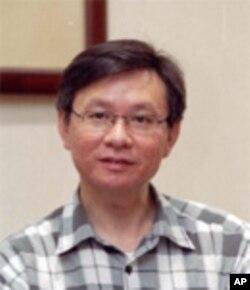 台湾透明组织理事长余致力