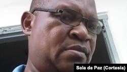 Anastácio Matavel, morto por agentes da polícia antes das eleições em Moçambique