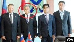 ჩრდილო კორეის გენერალური კონსული ვლადივასტოკში ზო სეკ ჩხოლი