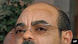 埃塞俄比亚总理梅莱斯.泽纳维(资料照片)