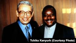 Tchika Kanyurhi joint par Eric Manirakiza