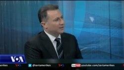 Zaev kërkon mandatin për formimin e qeverisë