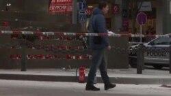 Një burrë çek i vuri vetes flakën në Pragë