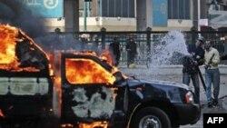 Kahire'de Karışıklıklar Sürüyor