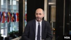 رابرت مالی نماینده ویژه وزارت خارجه آمریکا در امور ایران