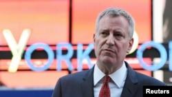 紐約市市長比爾白思豪(Bill De Blasio)