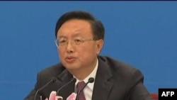 Ministar spoljnih poslova Kine Jang Đijči upozorava SAD da treba da poštuju interese Kine