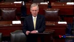 美國參議院週二投票 共和黨為改革奧巴馬醫保奮力一搏 (粵語)