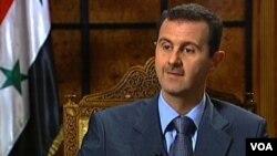 شام کے صدر بشارالاسد