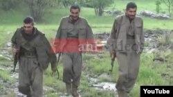 Azərbaycanlı tələbələr PKK-a düşərgəsində