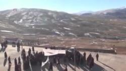 青海藏民抗议高僧尕玛才旺被当局抓捕