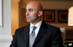 "FILE - Yousef Al Otaiba, the United Arab Emirates' ambassador to the U.S., says that ""in the past, we have survived with a gentlemen's agreement with the United States about security. I think today we need something in writing."""